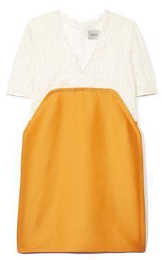 Peter Som Cotton Silk Faille Dress at Moda Operandi