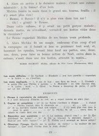 Manuels anciens: Juredieu, Lisons de belles histoires CE1 (1960) French Learning Books, Teaching French, French Expressions, French Sentences, French Education, French Grammar, French Immersion, Home Schooling, Learn French