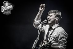 Marcus Mumford of Mumford & Sons performs at San Manuel…