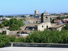 Balade dans Montpellier (34) - Rando77