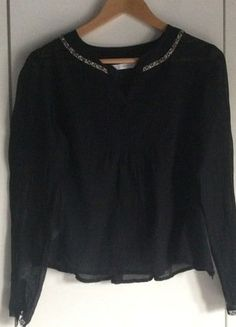 Zara, Sheer Blouse, Spinning Top, Reach In Closet, Fashion Women, Kleding, Black