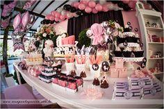 Poodle In Paris Birthday Party | | Kara's Party IdeasKara's Party Ideas