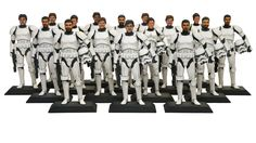 Disney turns you into a 3D-printed Stormtrooper: http://cnet.co/18xatqQ