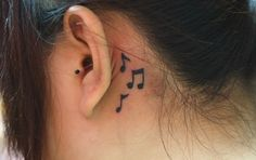 Music Tattoos, Designs And Ideas : Page 8