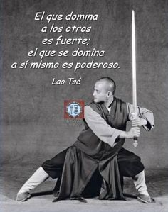 fort i poderós Kung Fu Martial Arts, Spanish Quotes, Karate, True Stories, Wise Words, Wise Sayings, Inspirational Quotes, Motivational, Wisdom