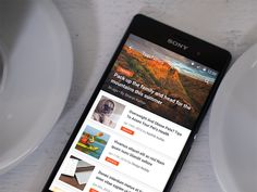 Android - News app