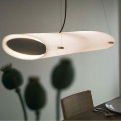 Flusso suspension light by KB Form #lighting #modern #interiordesign #suspensionlight #urbandecor