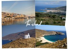 Travel to Andros Island, Greece