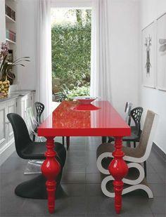 mesa-de-jantar-vermelha-laqueada-casa.jpg (442×580)