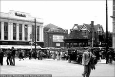 Enfield Town 1950s