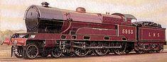 LMS Society: Reseaching the London Midland and Scottish Railway. Train Art, By Train, Steam Engine, Fire Engine, Underground Lines, Foto Top, Train Truck, Steam Railway, Railway Museum