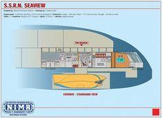 Seaview - Flying Sub