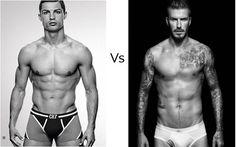 NDM: Cristiano Ronaldo Vs David Beckham. Battaglia A Suon Di Underwear! by Dario Styling on @Sbaam http://sba.am/pb1te69uitk