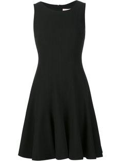 Carolina Herrera Flared Dress - Carolina Herrera - Farfetch.com