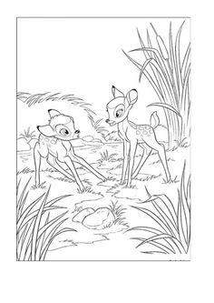 Tegninger til Farvelægning Disney 113