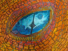 Once upon an Art Room: Dragon Eyes