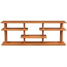 New York Contemporary Step TV Stand
