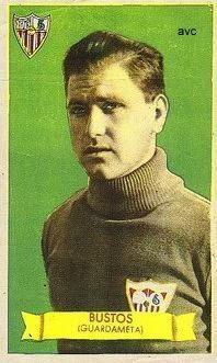 BUSTOS (Sevilla C.F. - 1952)