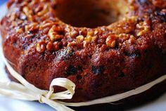 TODAS LAS RECETAS : Torta integral de zanahorias, jengibre, clavo y ca...
