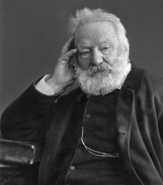 Victor Hugo, author of the now-famous Les Miserables novel. Victor Hugo - Author of Les Miserables Book Writer, Book Authors, Les Miserables, Claude Gueux, Romantic Writers, Victor Hugo Quotes, Famous Poets, Great Novels, Marcel Proust