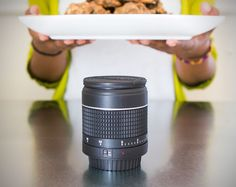 The f/60 Lens Kitchen Timer