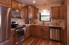 my dream kitchen Kitchen Dinning Room, Kitchen Redo, Kitchen Layout, New Kitchen, Kitchen Remodel, Kitchen Design, Kitchen Cabinets, Upper Cabinets, Kitchen Ideas