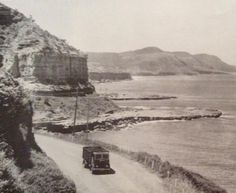 Before the Seacliff Bridge....