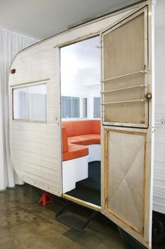 2 | An Office Where The Conference Room Is A Trailer [Slideshow] | Co.Design | business + design