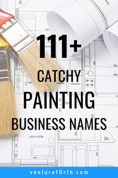 House painting is a very high demand service. If you want to start a house painting business, choosing a name is probably the first important task. Refer to some good ideas here. Names For Companies, Paint Companies, Naming Your Business, Business Names, New Names, Cool Names, Buisness Name Ideas, Planet Painting, Beyond Paint