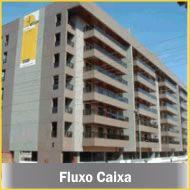 FLUXO DE CAIXA - Transfere a compra das portas para a etapa final da obra.