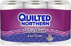 Quilted Northern Ultra Plush Product
