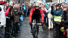 Sir Bradley Wiggins has abandoned the Tour de Yorkshire cycling race, around 26km from the end of the first stage.  The 36-year-old had set off on the three-day race from Beverley earlier today.
