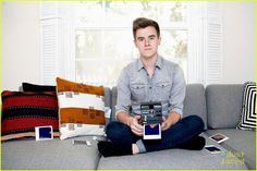 YouTube Star Connor Franta
