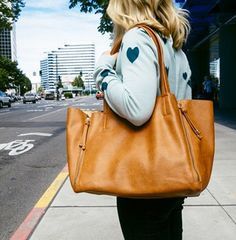 Cute everyday tote
