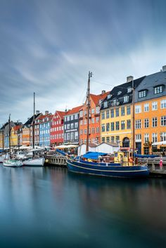 Destinations D'europe, Camping Sauvage, Voyage Europe, Urban Life, Copenhagen, Places To Visit, Around The Worlds, Photos, Country
