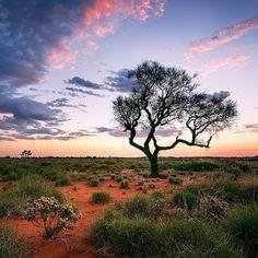 Sunset in Karijini National Park, Australia. Photo by Perth, Brisbane, Melbourne, Best Sunset, Beautiful Sunset, Western Australia, Australia Travel, Tasmania, Billabong
