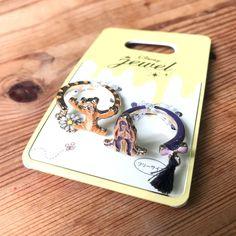 Japan Disney Store Friends of Winnie the Pooh Daisy Tigger & Eeyore rings Set    | eBay