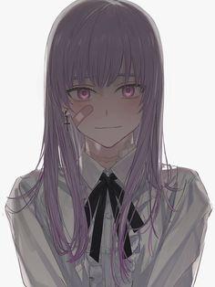 Manga Girl, Emo Anime Girl, Pretty Anime Girl, Beautiful Anime Girl, Dark Anime, Anime Style, Kawaii Anime, Fille Anime Cool, Character Design Girl
