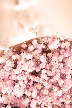Amalie loves Denmark: Rosarote Hochzeit - Der Blumenschmuck