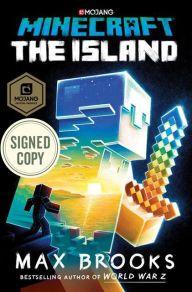 Minecraft: The Island (Signed Book) Robinson Crusoe, The Island Book, Reading Online, Books Online, Minecraft Server, Images Minecraft, Minecraft Posters, Minecraft Characters, Minecraft Art