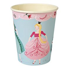 Love these princess cups!