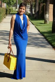 My Daily Threadz: Giving BLUE life to my wardrobe!