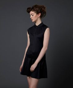 Fred Perry - Flared Tennis Dress