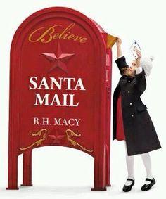 en hyggelig juletradition at sende brev til julemanden Merry Little Christmas, All Things Christmas, Winter Christmas, Winter Holidays, Vintage Christmas, Christmas Holidays, Christmas Mail, Christmas Ideas, Happy Holidays
