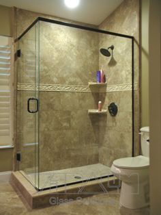 Frameless Shower Enc