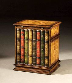 Library Book Side Table... Something Similar To The Homegoods Table. | Book  Community Board | Pinterest | Library Books, Books And Book Lovers