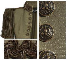 Chain Epaulet Jacket {Balmain} « NumberSeventySix