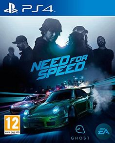 Electronic Arts Need for Speed - Xbox One Ea Games, Xbox One Games, Playstation Games, Disney Infinity, Grand Theft Auto, Black Ops, Need For Speed Pc, Nintendo Switch, Critique Cinema