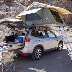 Auto Camping, Truck Camping, Outback Car, Subaru Outback, Car Tent, Truck Tent, Camper Rental, Car Camper, Campers