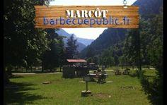 Barbecue en Savoie Base de Loisirs de Marcôt (73)